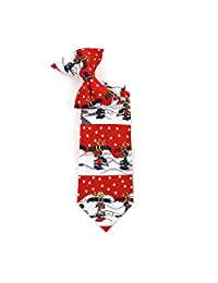 Boy's Christmas Tie