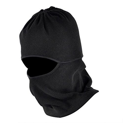 Topro Warm Fleece Balaclava Hat Snood Hood Multi-Function Ski Cycling Face Mask (Fleece Snood)