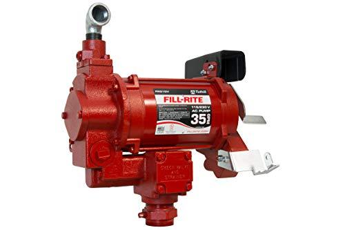 - Fill-Rite FR310VN 115/230V 35 GPM Fuel Transfer Pump (Pump Only)