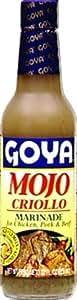 Goya Mojo Criollo Marinade, 12-Ounce Bottle (Pack of 4)