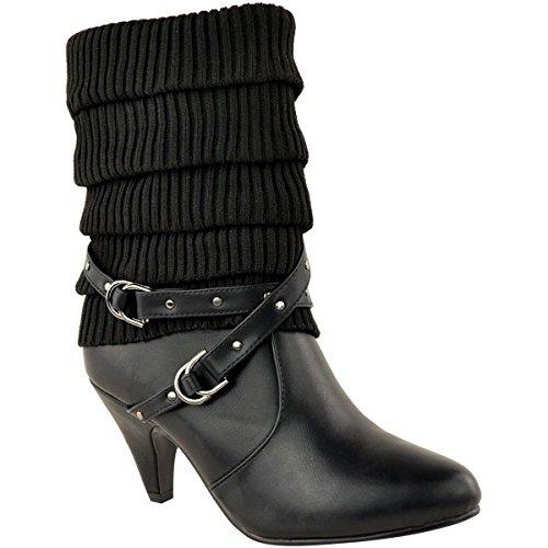 Cheap Biker Boots For Women - 8