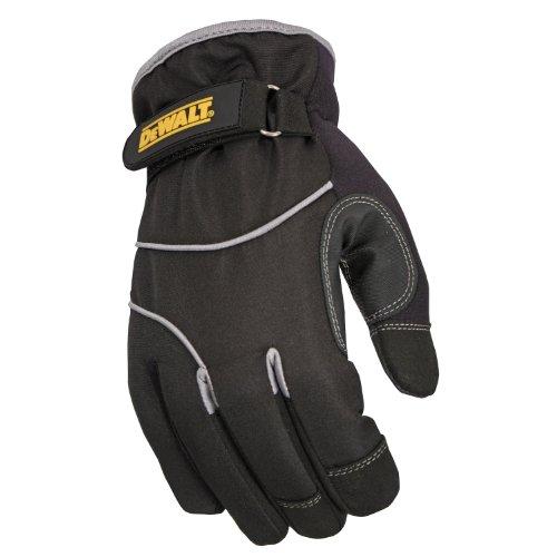 Dewalt Leather Work Gloves (Dewalt DPG748L Cold Weather Performance, Large)