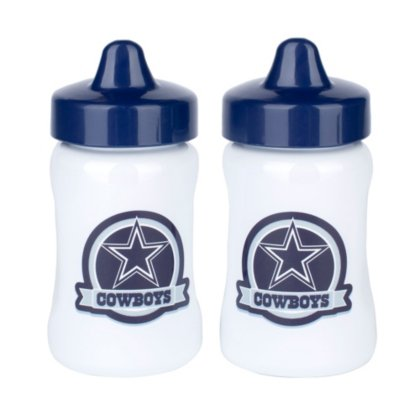1a983bf77d1 Amazon.com: NFL Dallas Cowboys 2 Pack Sippy Cup (Discontinued by ...