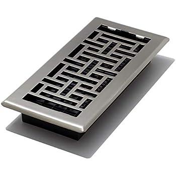Decor Grates AJH410-NKL Floor Register, 4