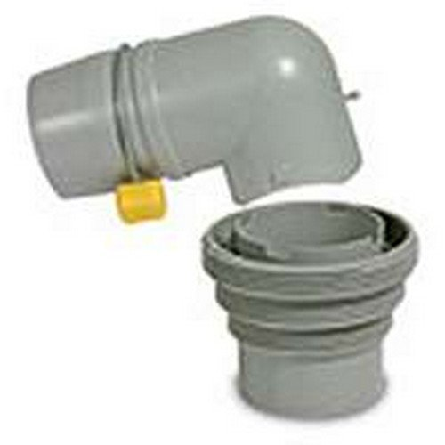 (Camco 39144 Easy Slip Sewer Elbow & 4-in-1)