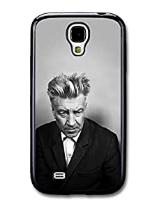 AMAF ? Accessories David Lynch Black & White Portrait Director Filmmaker case for Samsung Galaxy S4