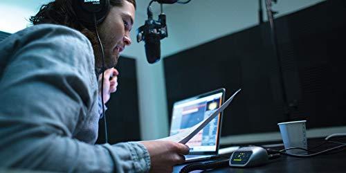 Shure MVI iOS USB Digital and Mic Cable and Headphones