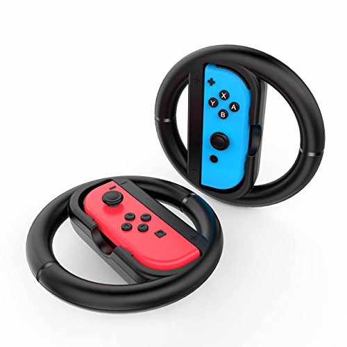 GameWill Steering Wheel for Nintendo Switch Controller