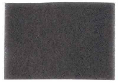 3M 7448/07448 (1/2 Box - 10 pads) Scotch Brite Ultra Fine Hand Sanding Scuffing ()
