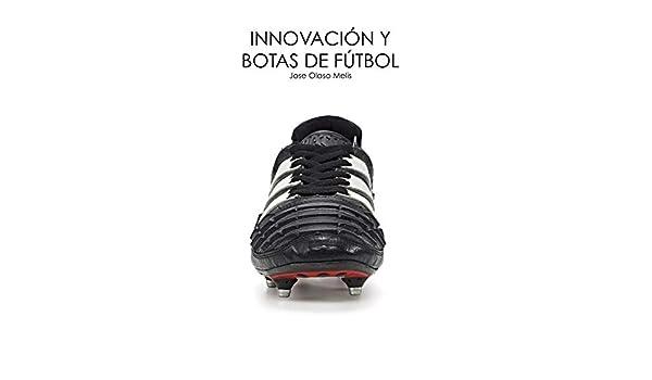 Amazon.com: Innovación y botas de fútbol: Evolución a partir de la ciencia, el diseño y la estética (Spanish Edition) eBook: José Olaso Melis: Kindle Store