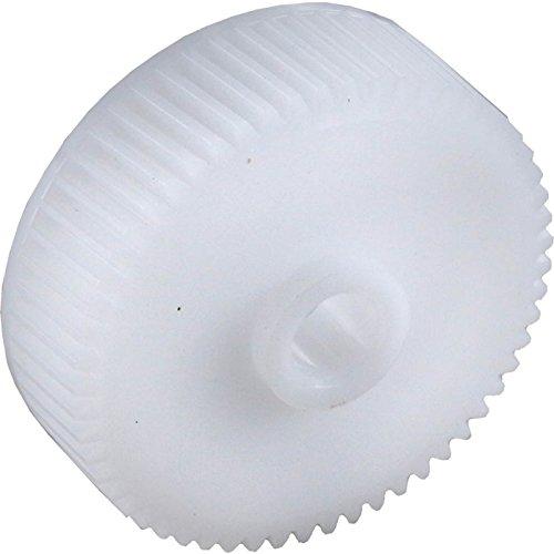 Eckler's Premier Quality Products 25129635 Corvette Headlight Motor Gear Plastic