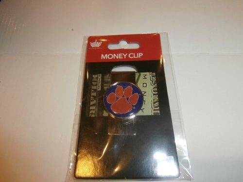 aminco NCAA Clemson Tigers Domed Money Clip