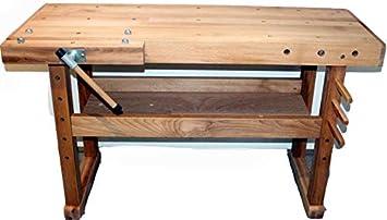 Banco De Carpintero de haya Banco de madera banco de mesa ...