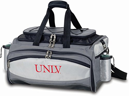 Picnic Time Vulcan University of Nevada Las Vegas Rebels Embroidered NCAA BBQ Grill