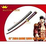 Anime One Piece Roronoa Zoro's Shuusui Sword