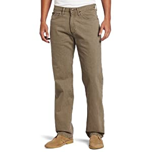 LEE Men's Relaxed Fit Straight Leg Jean
