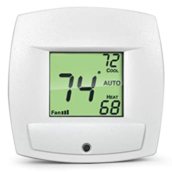 Venstar T1075 7 Day Programmable Fan Coil Thermostat: Amazon ...
