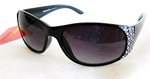 Foster Grant Womens Rhinestone Suntastic Sunglasses (951) 100% UVA & UVB Protection - 951 Sunglasses