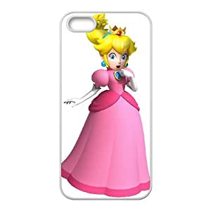 iPhone 4 4s Cell Phone Case White Super Smash Bros Princess Peach Bdzmy