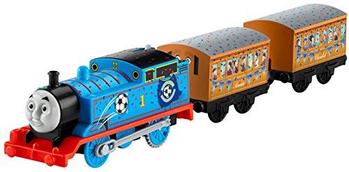 Fisher-Price Thomas & Friends TrackMaster, Red vs. Blue Thomas