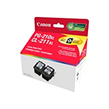 Canon Genuine PG-210XL/CL-211XL Photo Value Pack