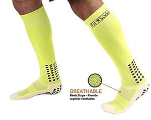Compression Socks - Circulator Moderate Best For Running, Athletic Sports, Crossfit, Flight Travel (Men & Women) - Below Knee High Socks