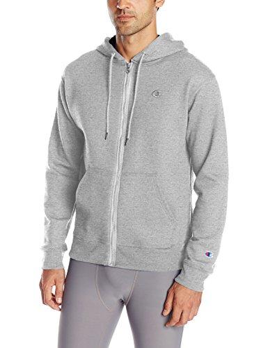 Gray Full Zip Hoodie - 4