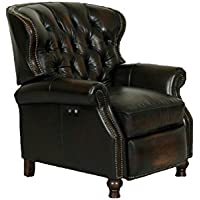Barcalounger Vintage Reserve Presidential II Recliner, Stetson Coffee