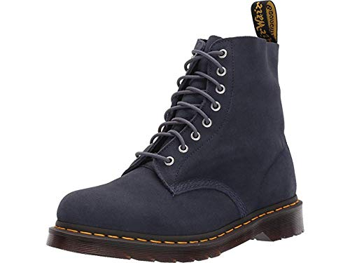Dr. Martens Unisex 1460 Pascal Core Ombre Blue Super Hi Suede Waterproof 13 M UK