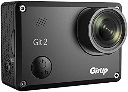 Cámara de acción Gitup Git2 2K, wifi, versión Pro (negra) y batería adicional: Amazon.es: Electrónica