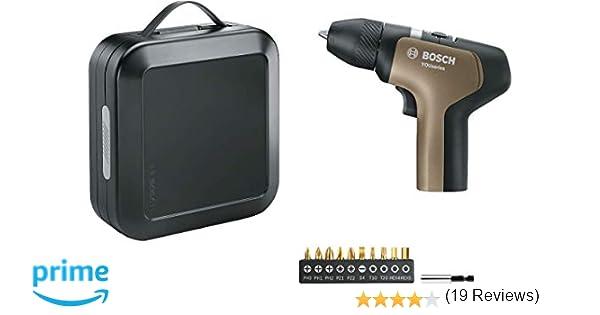 Bosch - Atornillador a batería YOUseries Drill (sin batería, en estuche de almacenaje)