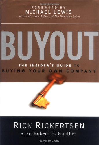 Download Buyout: The Insider's Guide to Buying Your Own Company pdf