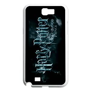 Custom Harry Potter Hard Back Cover Case for Samsung Galaxy Note 2 NT238