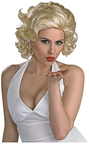 Deluxe Marilyn Monroe Wig Costume Accessory