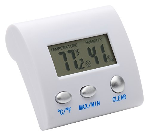 HSS Digital Thermometer Hygrometer