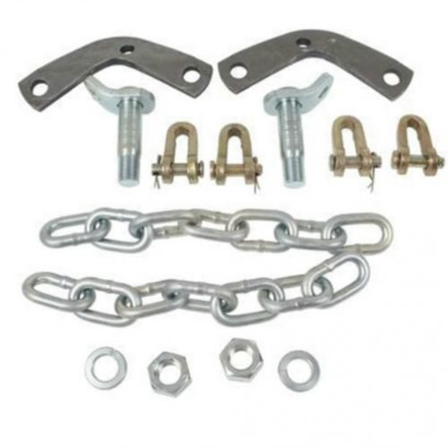 All States Ag Parts Drawbar Stabilizer Chain Kit Ford 8N 4600 2600 900 800 2610 Super Dexta Dexta NAA 3610 600 4610 2000 3600 9N 3000 2N 700 4000 Massey Ferguson TEA20 TE20 TO30 TO20 50 35 by All States Ag Parts