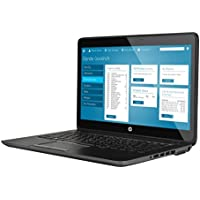 HP ZBook L3Z54UT#ABA 14-Inch Laptop (Black)