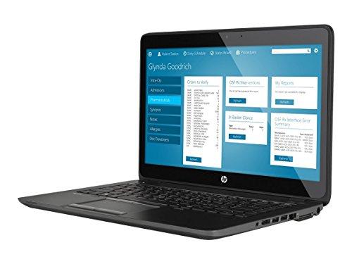 889296200277 - HP ZBook L3Z53UT#ABA 14-Inch Laptop (Black) carousel main 0