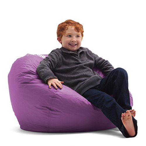 Big Joe Bean Bag, 98-Inch, Radiant Orchid for sale  Delivered anywhere in USA