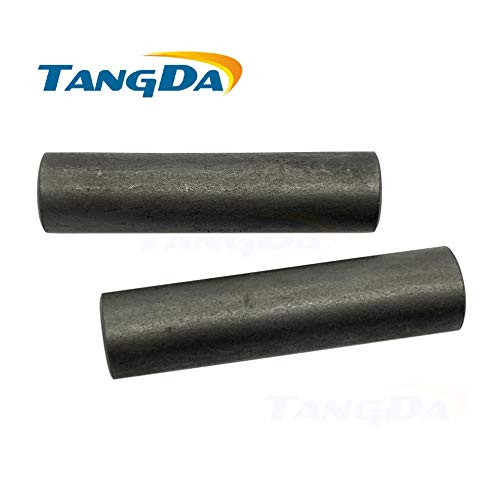 Maslin Diameter: 10 40 mm Ferrite Bead Cores Rod CORE R1040mm NiZn Soft High Frequency Anti-Interference SMPS RF Ferrite inductance AG
