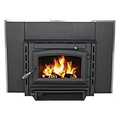US Stove Medium EPA Wood Burning Fireplace Insert from United States Stove Company
