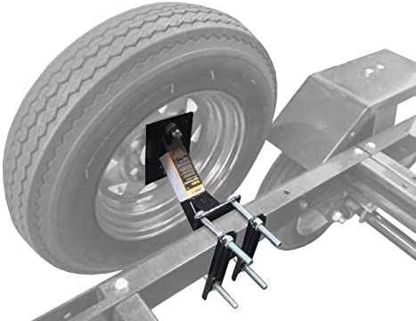 PeCale Hitch tire Carrier Foldable Construction for SUV Easy Hitch Mount Collapsible Mount Rack Adaptor for 2-inch Receiver Front and Back Rear Tailgate