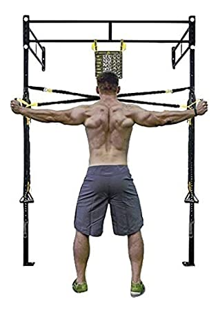 Crossover Symmetry Individual Athletic Squat Rack