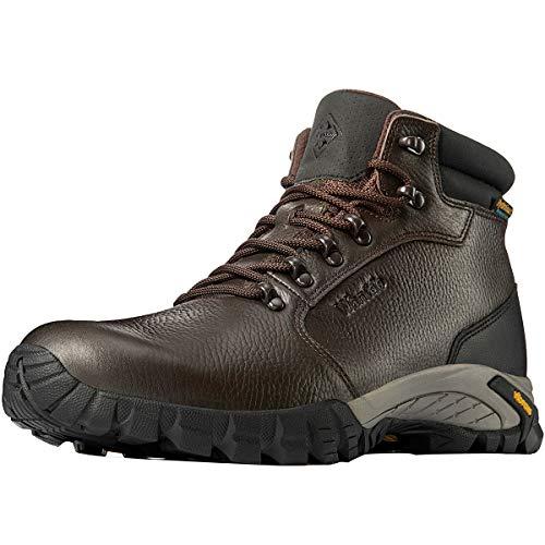 Wantdo Men's Ankle High Waterproof Hiking Boots Outdoor Trekking Hiking Boot