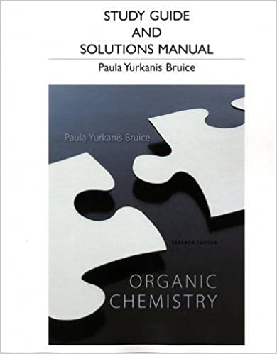 Amazon study guide and students solutions manual for organic amazon study guide and students solutions manual for organic chemistry 9780321826596 paula yurkanis bruice books fandeluxe Gallery