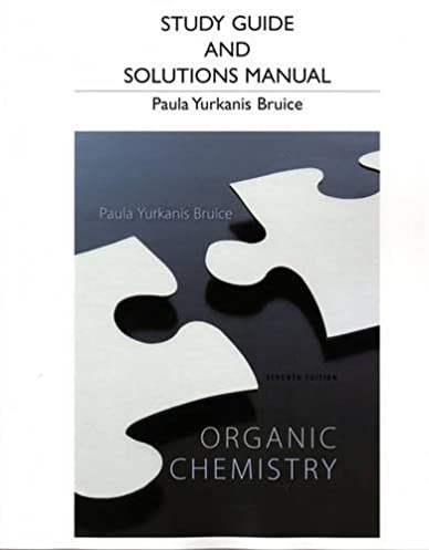 amazon com study guide and student s solutions manual for organic rh amazon com pearson chemistry chapter 11 study guide pearson chemistry chapter 8 study guide