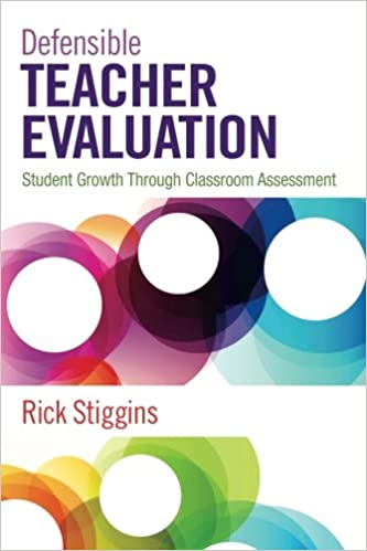 Defensible Teacher Evaluation Student Growth Through Classroom