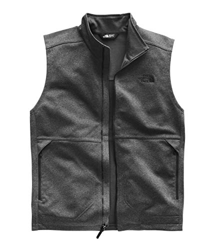 - The North Face Men's Apex Canyonwall Vest TNF Dark Grey Heather Large