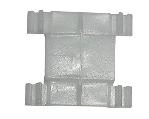 10x Remaches Plásticos- Clip Sujección Topes Puerta (1H0853585): Amazon.es: Coche y moto