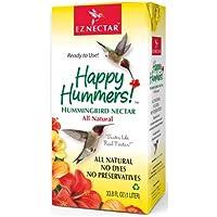 6433011 Happy Hummers! Hummingbird Nectar Refill, 33.8-oz. - Quantity 6